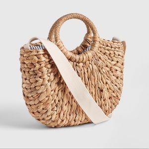 Gap Woven Straw Bag $59.95